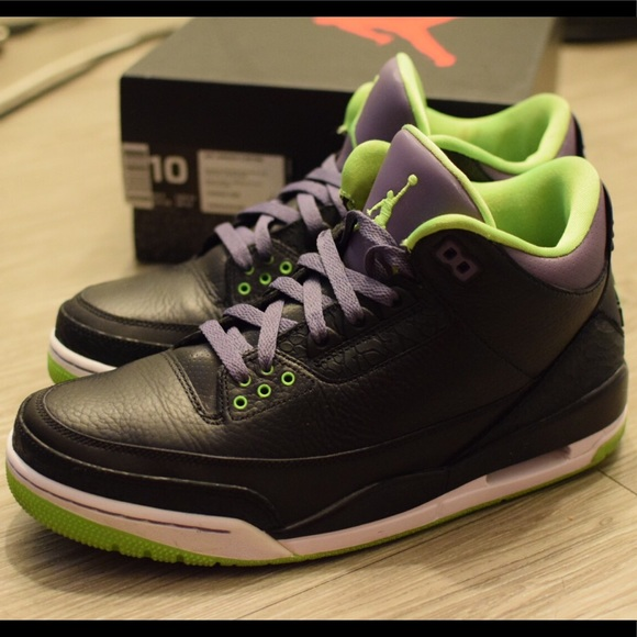 low priced 09235 1c4e7 Air Jordan 3 Retro Joker